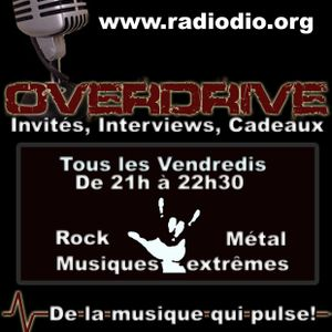 Podcast Overdrive Radio Dio 08 07 16