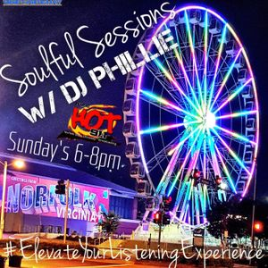 Soulful Sessions on Hot 91.1 12.30.18