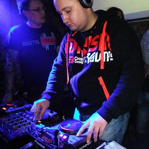 Rafuss - Music Fortress Hard Edition - 01.02.2014 @ Fort Colomb [Poznań]