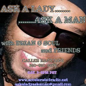 Ask A Lady Ask A Man 10-1-16