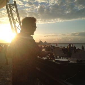 Part 1 of 4 - Beats And Burger | DJ Picknick open air Niendorf Freistrand 10.08.13