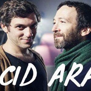 Dj Maxewelle - Acid Arab - Megamix Show - uturnradio.com