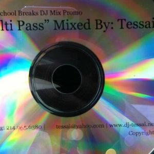 """MultiPass"" Vinyl Breaks Mixtape"