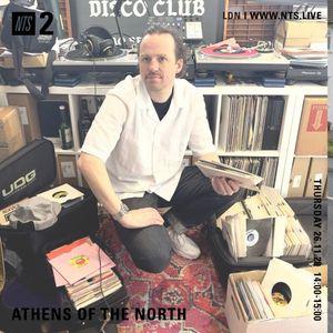 Athens of the North – 26th November 2020