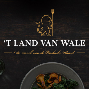Business in de polder; Restaurant 't Land van Wale