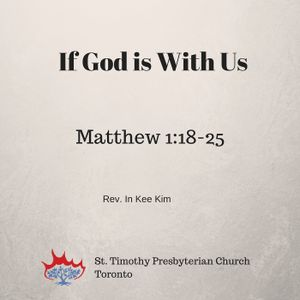 If God is With Us