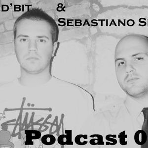 Podcast 001 - Phil d'bit & Sebastiano Sedda
