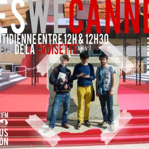 Yes We Cannes avec Rashid Abdelhamid - Radio Campus Avignon - 24/05/2013