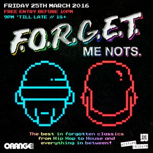 Forget Me Nots Vol 9: Disco/Soulful/Funky