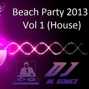 Beach Party 2013 Vol 1 (House)