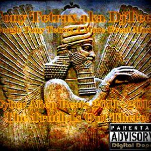 Tony Tetrax aka DjTee2 - Hip Hop Urban Electronica Cyber Alien Beats