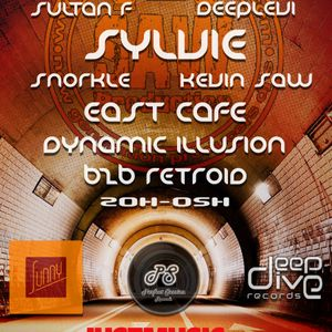 2013.03.23. Deeplevi live at Club Sunny @ Atmosphere Underground - SawProduction