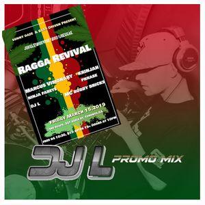 DJ L - Ragga Revival Promo mix