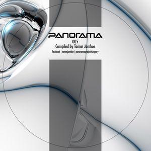 Panorama 005 - Mixed by Tamas Jambor