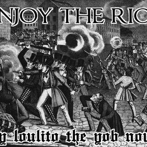 """""""Enjoy the riot"""" nov.2011"""