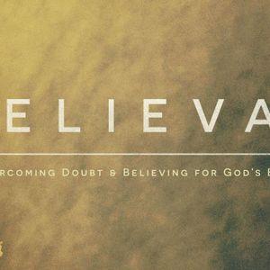 Unbelievable - Help Me Believe I Can Change