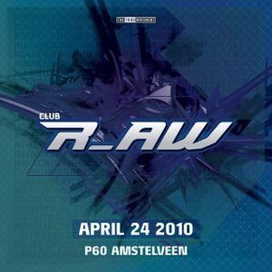 Armageddon Project @ Club r_AW (24-04-2010)