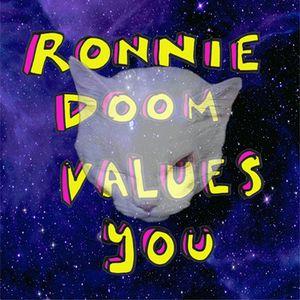 DoomRadio episode 1 - Ronnie Doom Values You