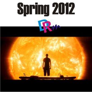 David Rees - House DJ Mix Spring 2012