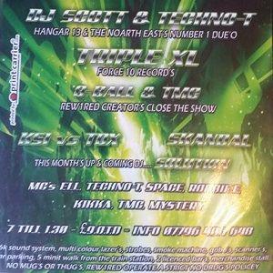 [20.11.2008] Rewired 2nd Birthday DJ TripleXL MC ELL