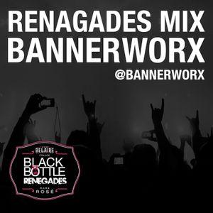 Renegades Volume 34 - Mixed by Bannerworx