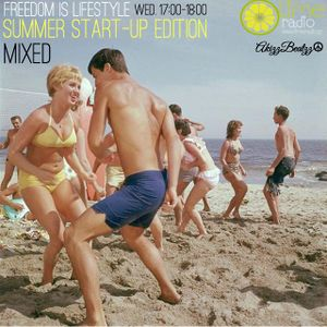 Freedom is Lifestyle on LimeRadio.gr 06.05.15 (Mixed Podcast)