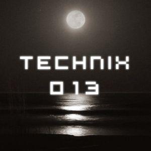 Technix 013 - deep, dark and driving underground house music