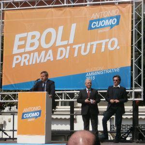 Presentazione ai cittadini del candidato sindaco Antonio Cuomo