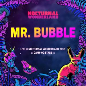 Mr Bubble - Live @ Nocturnal Wonderland Camp OG 2018