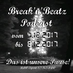 #Podcast vom 4.-8.12.2017 inkl. Sport, ST:,Sense8, KT:Die Lebenden reparieren, u.v.m.