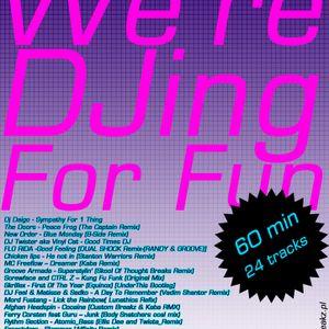 MilkWeed - We're DJing For Fun