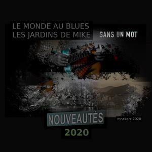 SANS UN MOT NOUVEAUTES BLUES ET ROCK 2020 1ère PARTIE