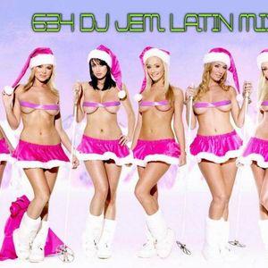 634 DJ JEM LATIN MIX 11.2011