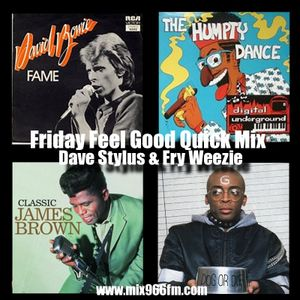 Friday Feel Good Quick Mix ~ 70's, 80's, & 90's Old School