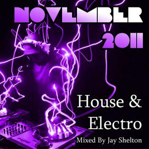 NOVEMBER '11 - House & Electro