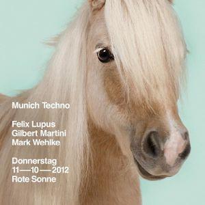 mark wehlke @ rote sonne, munich, 11.10.12