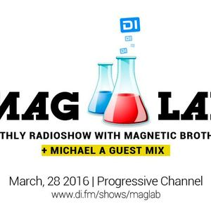 Mag.Lab 048 (March 2016) guest Michael A