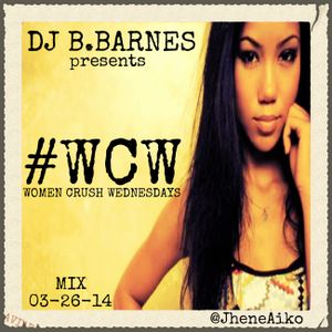 Women Crush Wednesdays Mix 3-26 (JHENE AIKO)