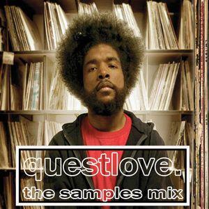 Questlove - The Samples Mix