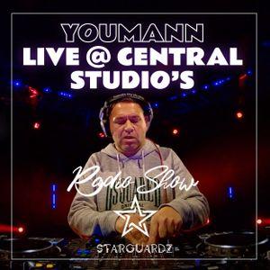 'Youmann Live At Central Studio's' - Starguardz Radio Show #052