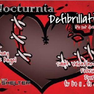 DJ Moz - Nocturnia Defibrillation Set 2 [2013]