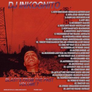 DJ INKOGNITO BLASTS FROM THE PAST VOL 7