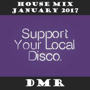 DMR House Mix - January 2017