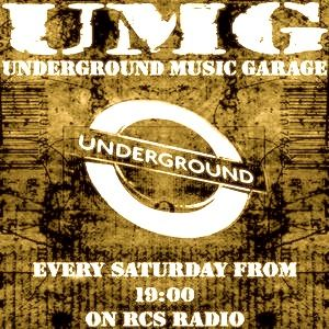 U.M.G Andrea Colina & Victor Elle's Podcast n°12 on RCS RADIO - Sat. 14th dec