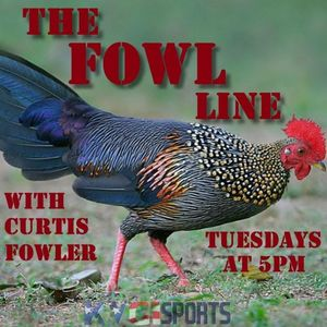 The Fowl Line 07-26-2016 with Brittany Brundrett
