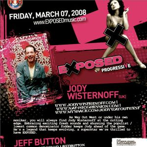 JB009 - EXPOSED Live @ The Mod Club Opening Set for Jody Wisternoff (2008)