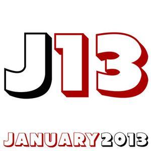 JR January Mix 2013