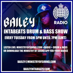 Bailey 'Back to '94 Mellow Jungle' Mix on Ministry of Sound Radio