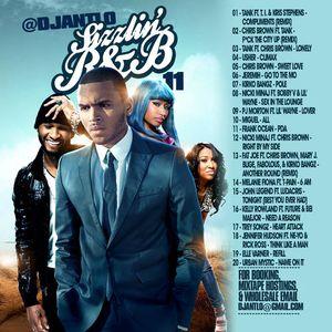 DJ Ant-Lo – Sizzlin R&B 11