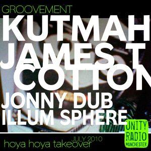 KUTMAH x JAMES T. COTTON x HOYA HOYA // JUL2010